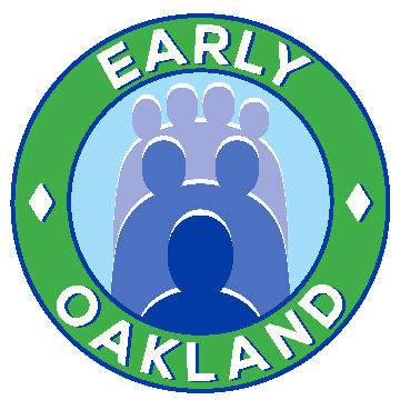 Early Oakland logo
